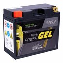 INTACT Bike-Power Gel 12-12B-4 / YT12B-4 12V 10Ah GEL...